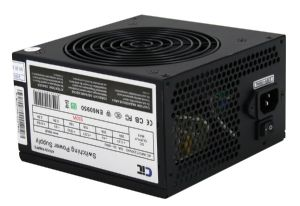 550W Black Edition PSU 12cm Dual 12v CE PFC Model 550UB